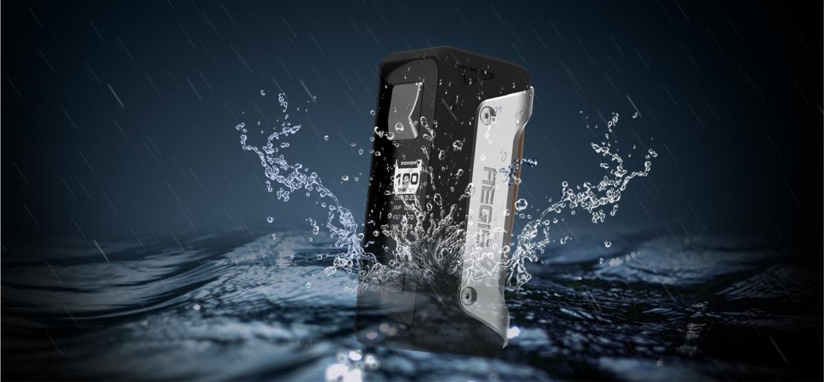 Geekvape Aegis water proof