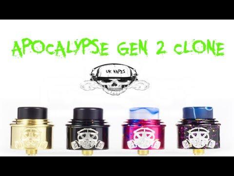 Apocalypse Gen 2 Clone Is It WORTH? – YouTube – Vape Traveller