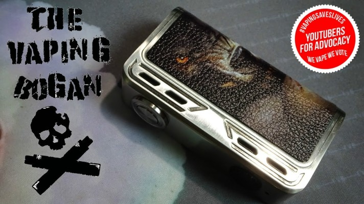 Smoant Charon Adjustable 218W Mod | Full Review | The Vaping