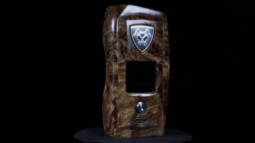 Vicious Ant Knight Stabwood 328 – YouTube – Vape Traveller